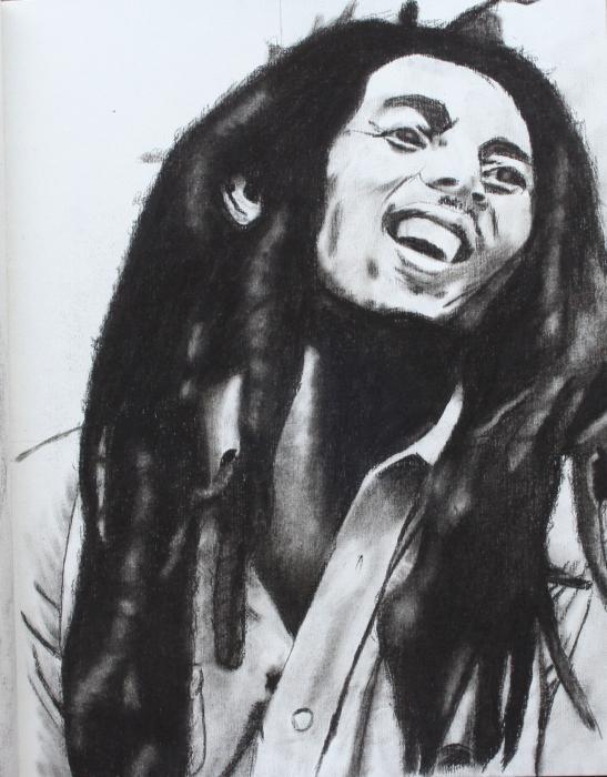 Bob Marley by aaron7599